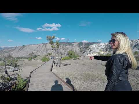 Yellowstone National Park, Trip 2017