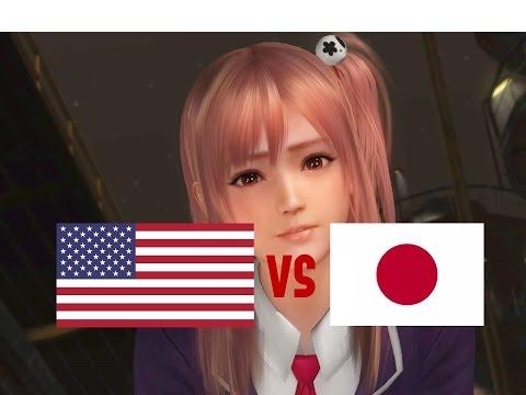 DOA5LR English Vs Japanese Voice Comparison (Part 10 - FINAL) (Leon, Honoka) + FINAL VERDICT!