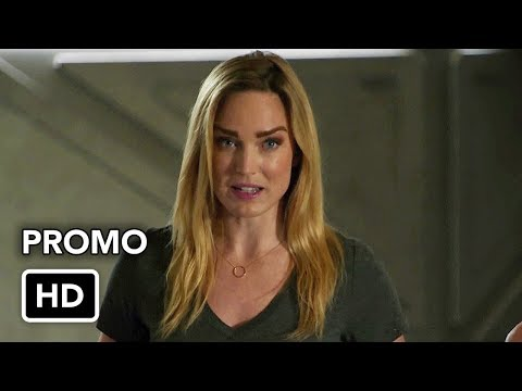 "DC's Legends of Tomorrow Season 4 ""Returns in April"" Promo (HD)"