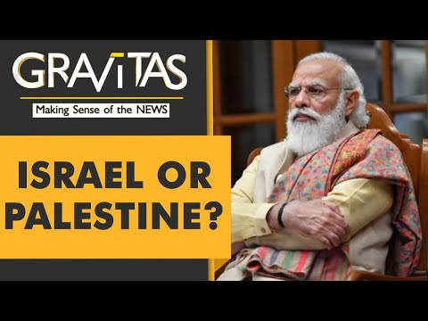 Gravitas: Israel or Palestine: Who does India support?