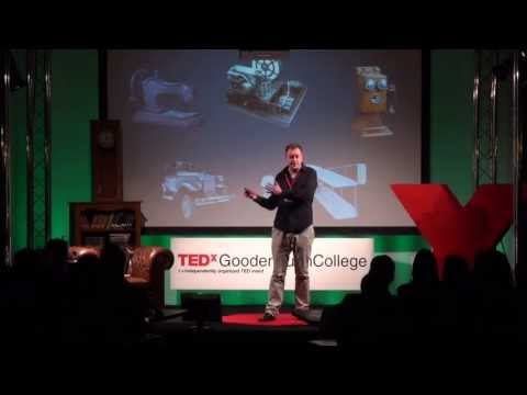 Patents in the Information Age - Sean Blanchfield at TEDxGoodenoughCollege 2013