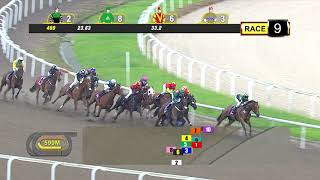 Vidéo de la course PMU HAPPY NEW YEAR KRANJI STAKES A