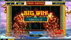 Fei Long Zai Tian big win - playtech slot game