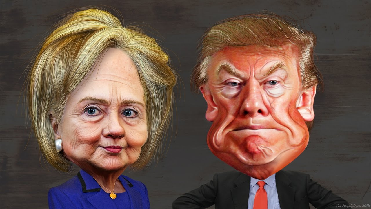 Why are all of the mainstream Presidential candidates horrible?