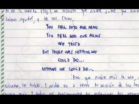 (Only Chorus!) Backdrifts Honeymoon is over - Radiohead
