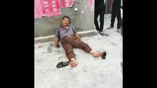 北京东城强拆视频10