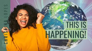This Powerful ENERGY SHIFT Is Happening Right Now! [Here's What To Do]