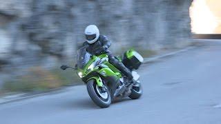 Motome test Kawasaki Z1000SX
