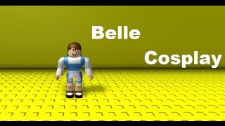 BELLE Roblox Cosplay