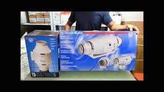 TD SILENT 250 VS TD 250  Канальные вентиляторы Soler Palau(Сравнение 2х популярных канальников Soleu & Palau Вентиляция для гроубоксов и оранжерей. Узнайте цену в магазине..., 2015-02-03T12:34:01.000Z)