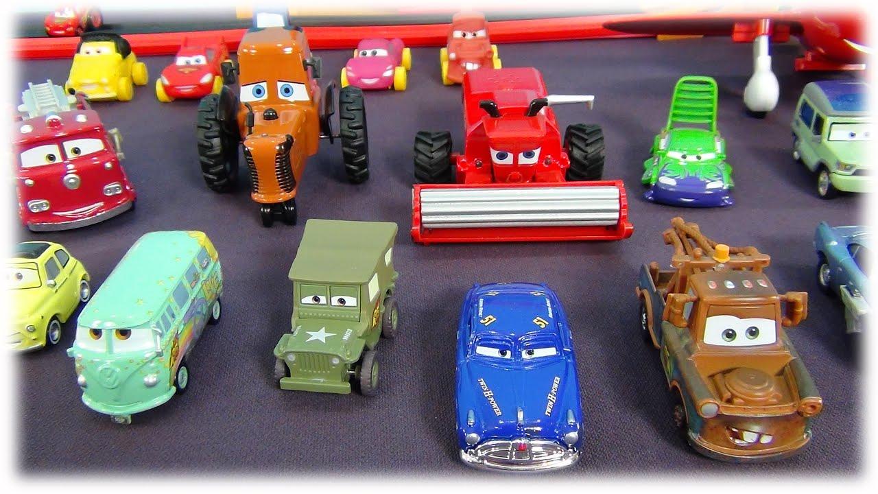 The cars en fran ais toute ma collection de voitures du - Voiture the cars ...