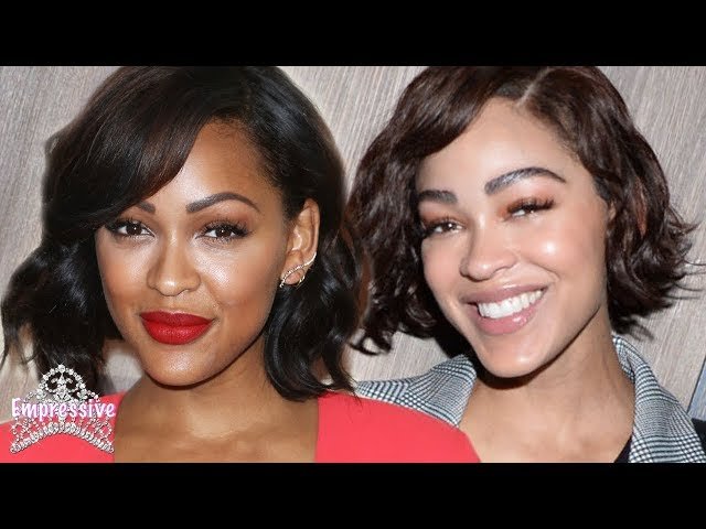 Meagan Good Responds To Claims She S Bleaching Her Skin To Look White Talent Recap