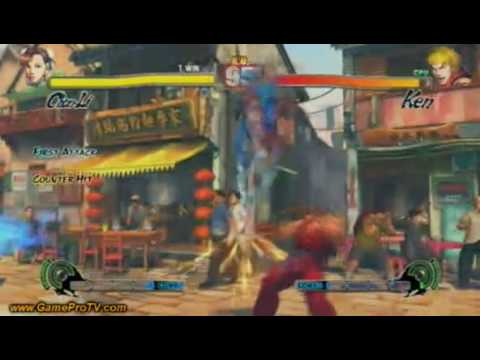 Street Fighter IV (Análisis)