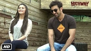 In Conversation About Highway And More - Imtiaz Ali, Ranbir Kapoor And Alia - Times Now - Part 4