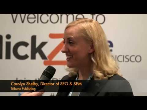 #CZLSF: Carolyn Shelby of Tribune Publishing on How to Do a Technical SEO Audit