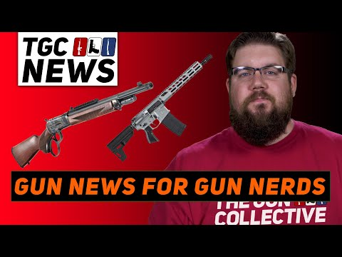 45-70 Takedown, M400 Switchblade, Lego Glock Update - GUN NEWS!