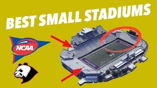 Critiquing the BEST College Football SMALL STADIUMS