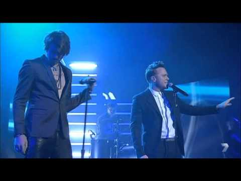 X Factor Australia - Dean & Olly Murs - Dear Darlin