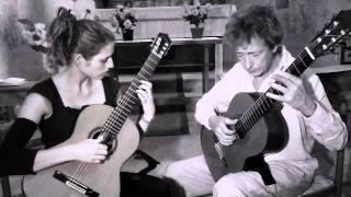 Libertango - Guitar Duo Bensa-Cardinot