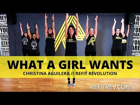"""What A Girl Wants"" 