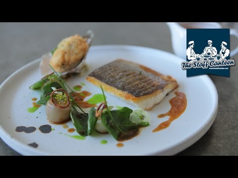 Pan Fried Sea Bass And Brown Butter Sauce Recipe