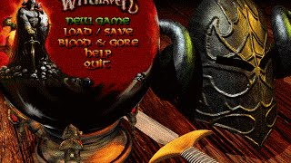 Witchaven: Gameplay (PC/DOS) 1995, Intracorp, 3D Realms