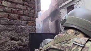 Call Of Duty değil Türk askeri - D.Bakır Sur 3 pkk lının teslim olma anı