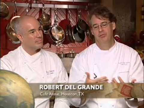 Exploring the Cuisine of Mexico with Rick Bayless, and Roberto Santibañez, and Robert del Grande