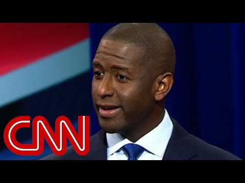 Andrew Gillum withdraws his concession in Florida