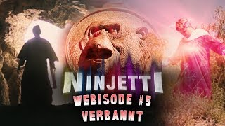 Power Rangers NINJETTI Webisode #5 FANFILM