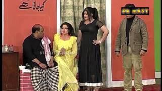 Best Of Tariq Teddy and Iftikhar Thakur New Stage Drama Comedy Clip | Pk Mast