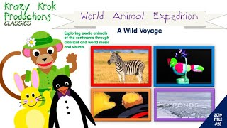 World Animal Expedition - A Musical Introduction to Exotic Animals