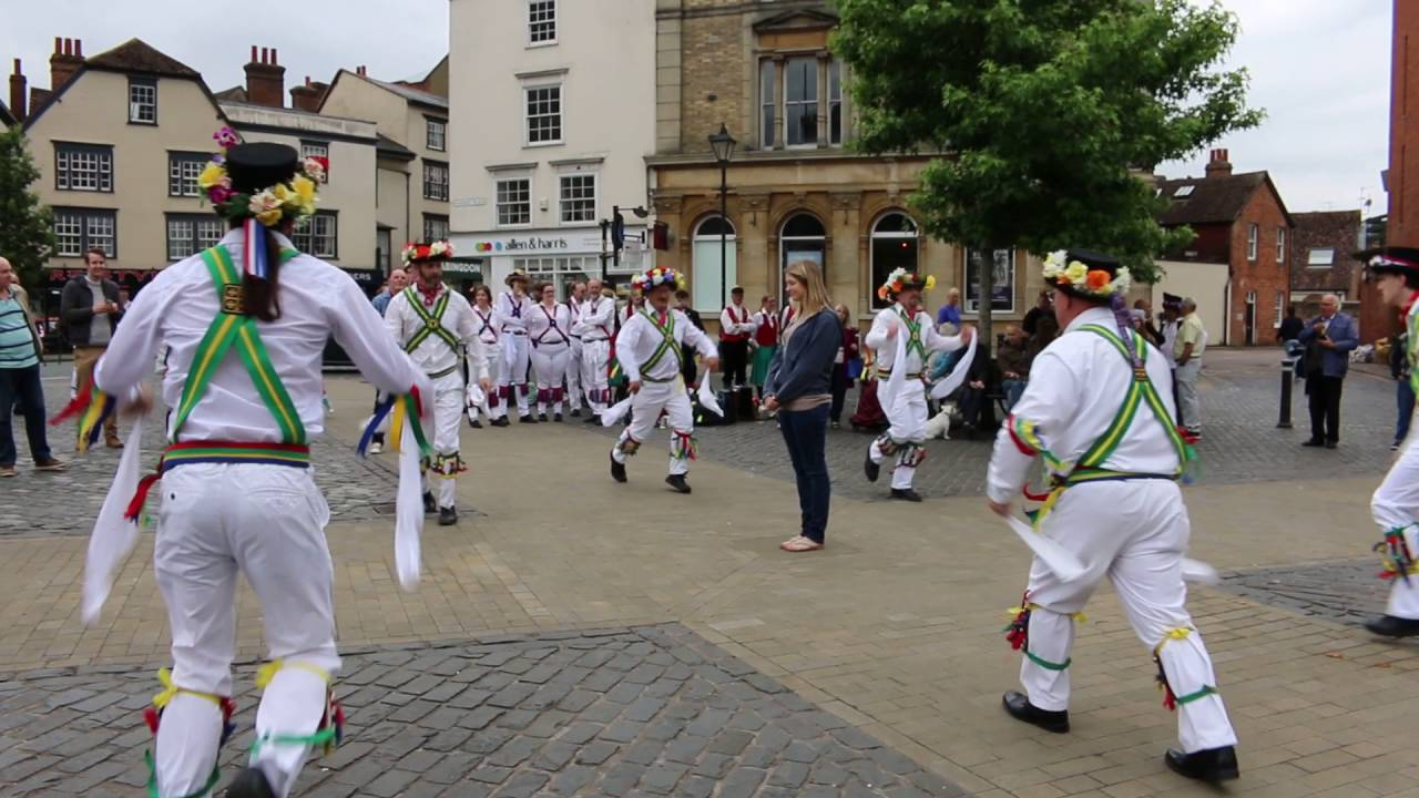 Maid Of The Mill Abingdon Traditional Morris Dancers Youtube