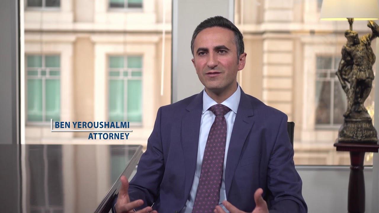 California Nursing Home Abuse Lawyer Los Angeles Ca Elder Abuse Attorney Ben Yeroushalmi