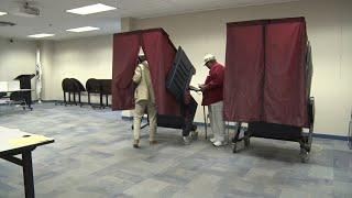 On eve of midterms state says election machines are secure