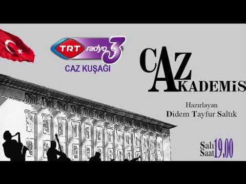"""TRT Radyo-3  """" CAZ AKADEMİSİ""""   2 Mayıs 2017"""