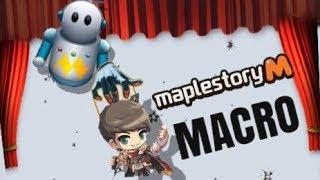 Bluestacks Macro Maplestory M