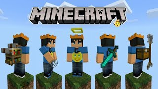 Скачать Como Colocar Skins 4D No Minecraft