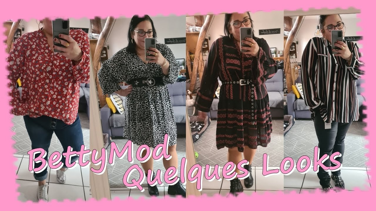 BettyMod ... Quelques Looks ....