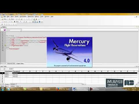 SetCurrentRow Method – Datatables In QTP
