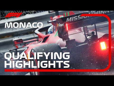 Qualifying Highlights   2021 Monaco Grand Prix