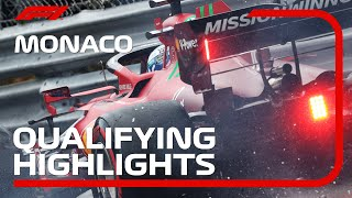 Qualifying Highlights | 2021 Monaco Grand Prix