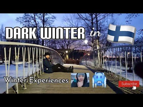 WINTER EXPERIENCES in HELSINKI || LIFE in FINLAND