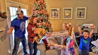 Surprising Our Kids With the BEST CHRISTMAS EVER!!!