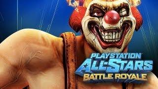 Playstation All-Stars Battle Royale: Vale ou não a pena jogar