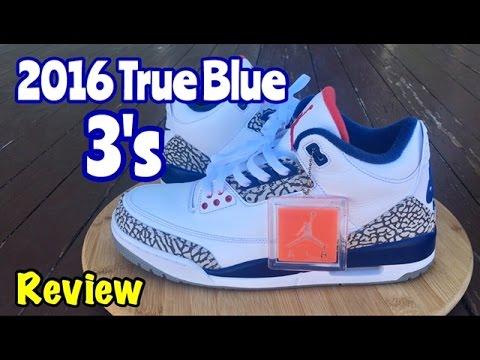 71bd1e3e51641d 2016 Air Jordan 3 Retro