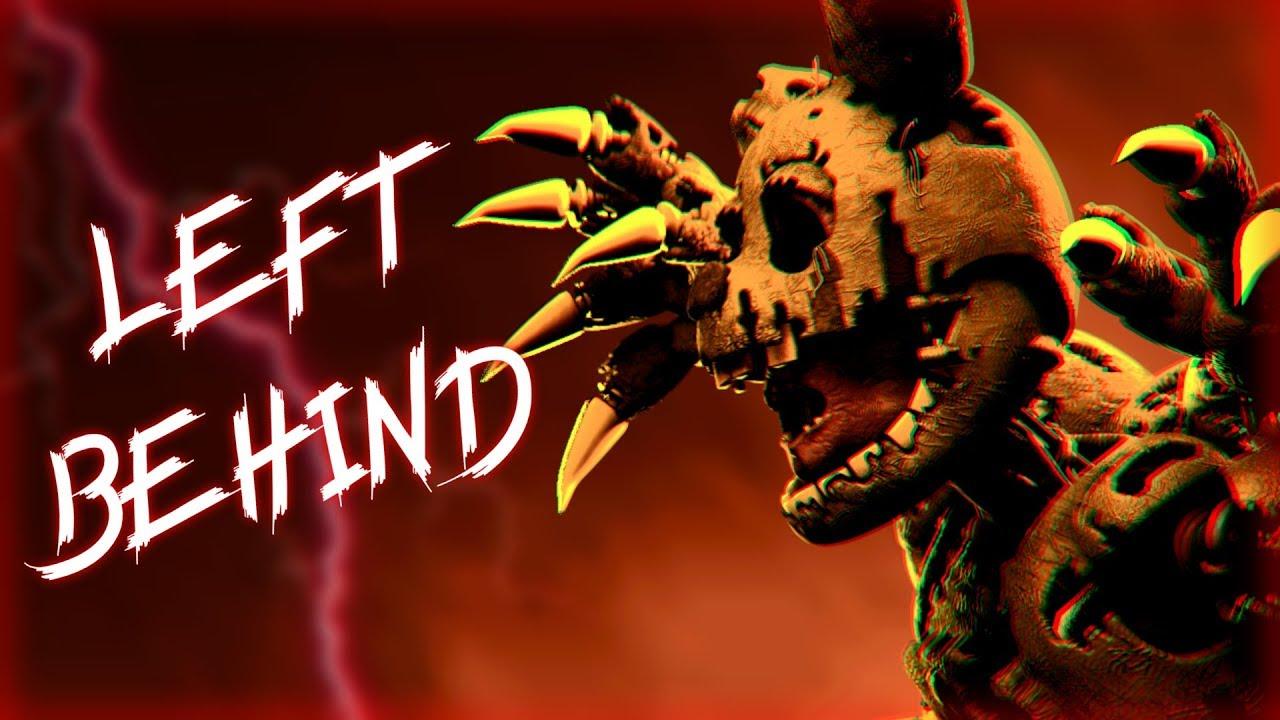 Download [SFM FNAF] Left Behind - Song by DAGames (Flashing Lights) (Part 3)