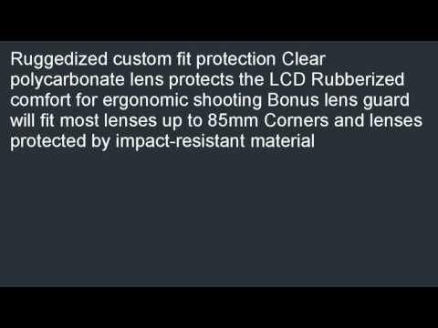 MADE Products CA 1114 SMK SLR Camera Armor for Nikon D200 Digital SLR Smoke