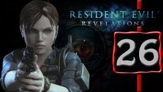Vamos jogar Resident Evil Revelations O Regia Solis Episódio 7-2 detonado PC - parte 26