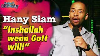 "Hany Siam – Wenn Mama sagt ""Inshallah!"""